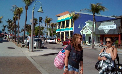 ft myers beach shops