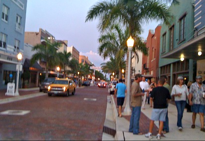 downtown ft myers fl