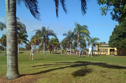 cape coral golf courses