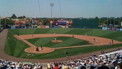 minnesota twins spring training tickets