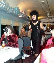 murder mystery dinner train florida