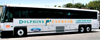 dolphins express