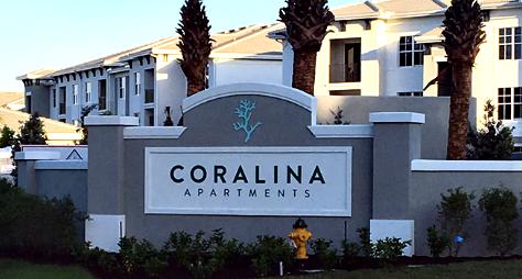 coralina apartments