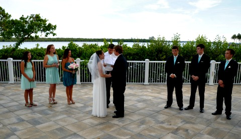 cape coral wedding