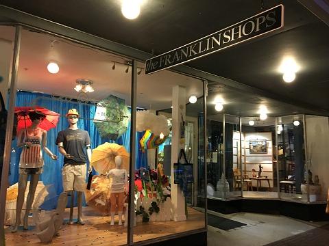 franklin shops