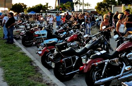 cape coral bike night