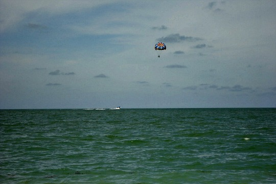 parasailing captiva