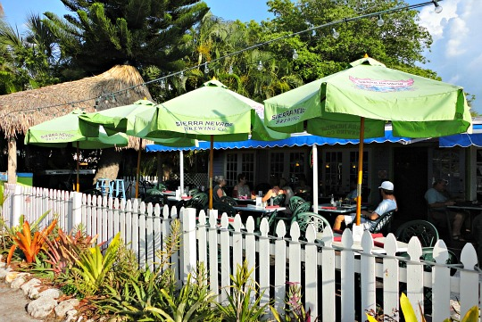 captiva restaurants