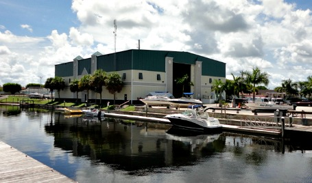 cape coral marinas