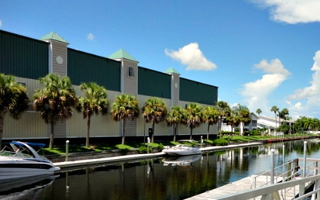 cape coral boat club marina