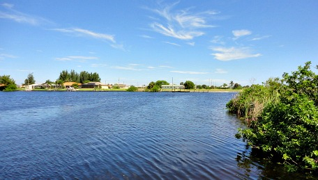 cape coral canal