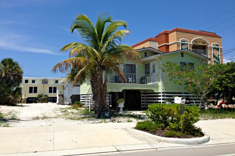 ft myers beach rentals