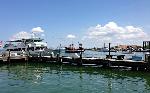 fort myers beach boat tours