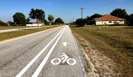 cape coral bike paths