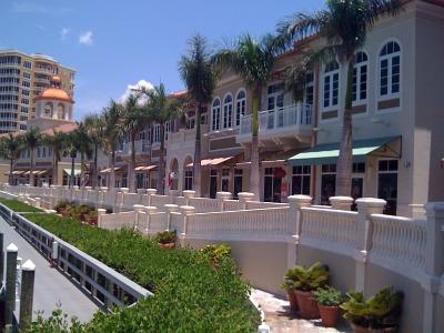 resort at marina village