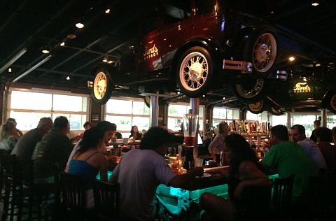 Gator bites issue 035 fords garage cape coral hurricanes updates and my new business - Ford garage restaurant cape coral ...