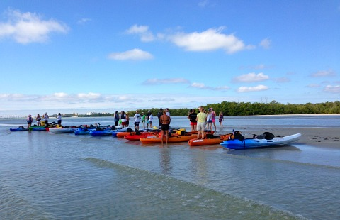 fort myers kayak rentals