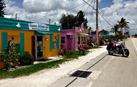 matlacha shops