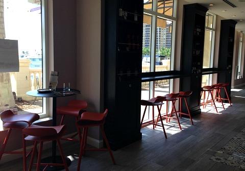 waterfront restaurants