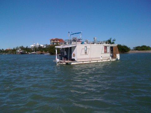 N Captiva Island Ferry
