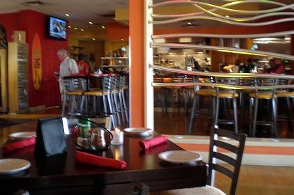 cape harbour restaurant