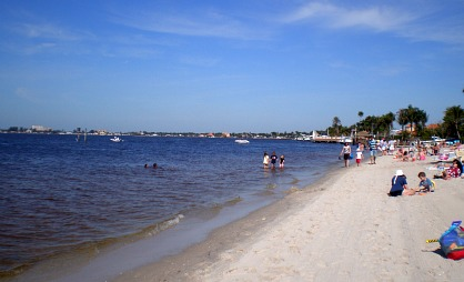 cape coral florida beach