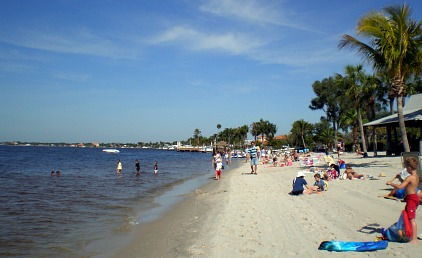 Where Is Cape Coral Beach Florida