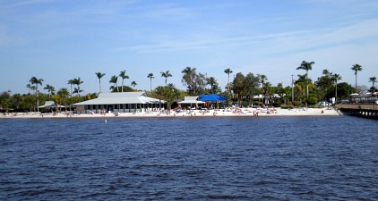cape coral yacht club beach