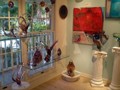 crossed palms art gallery