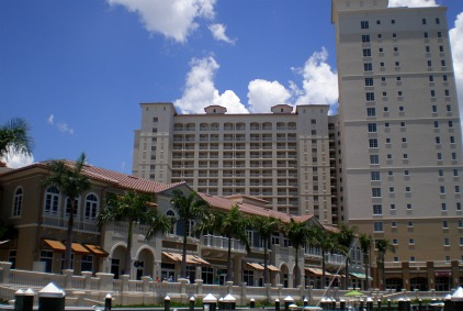 the resort at marina village