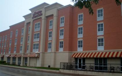 cape coral hampton inn and suites