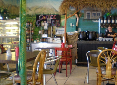 specialty coffee shops