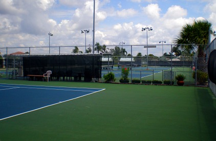 cape coral tennis courts
