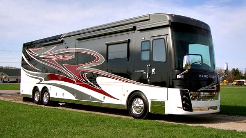 newmar motorhomes for sale
