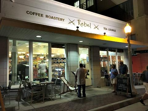 rebel coffee roastery