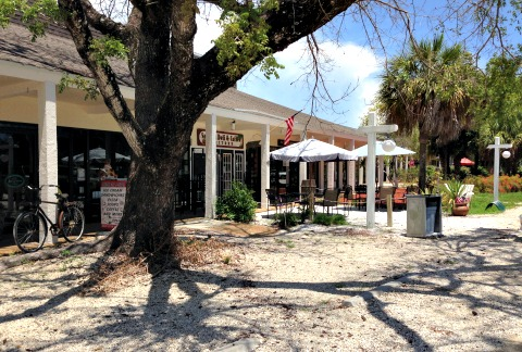 sanibel deli and coffee factory