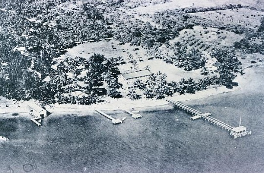 south seas island plantation