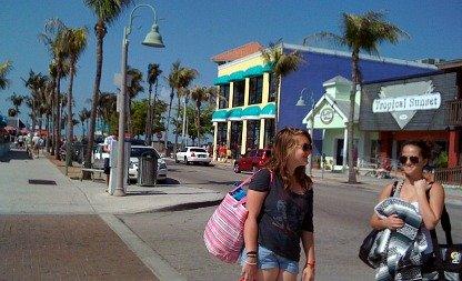 ft myers beach shops