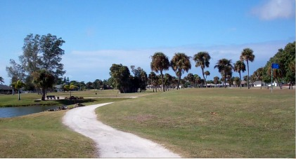 golf courses in cape coral