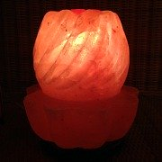 pink salt lamps
