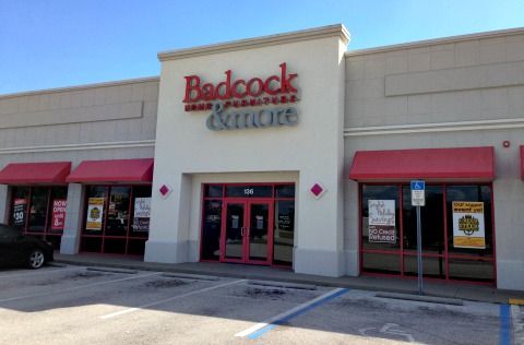 badcock furniture stores