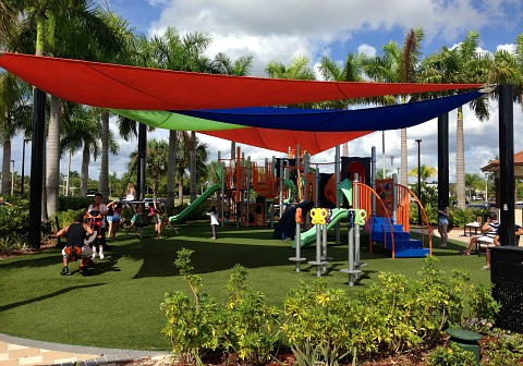 cape coral playgrounds