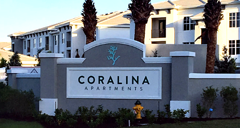 coralina apartments