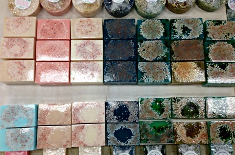 sea salt soaps