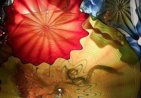 dale chihuly art