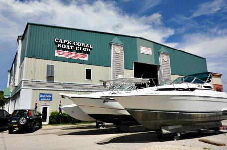 cape coral boat club