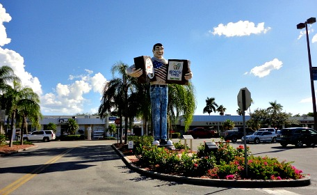 big john statue