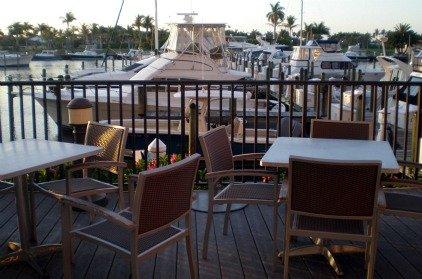 cape harbour restaurants