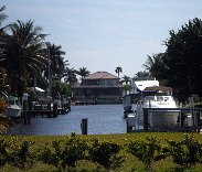 waterfront homes cape coral