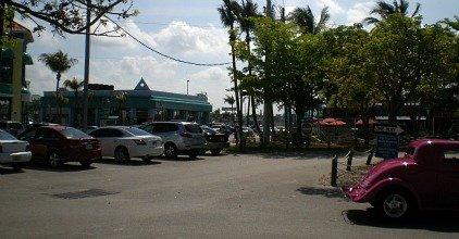 ft myers beach parking